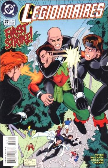 Legionnaires 27-A by DC