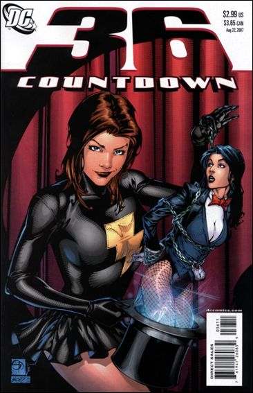 Countdown (2007) 36-A by DC