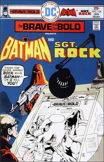 Brave and the Bold (1955) 124-A by DC