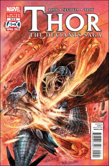 Thor: The Deviants Saga 5-A by Marvel
