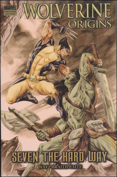 Wolverine Origins:  Seven the Hard Way nn-A by Marvel