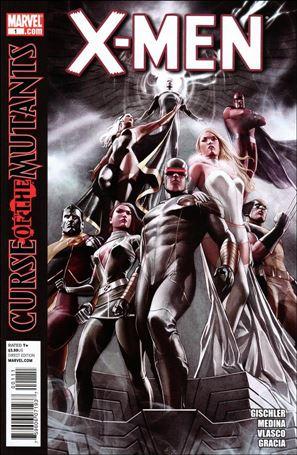 X-Men (2010) 1-A