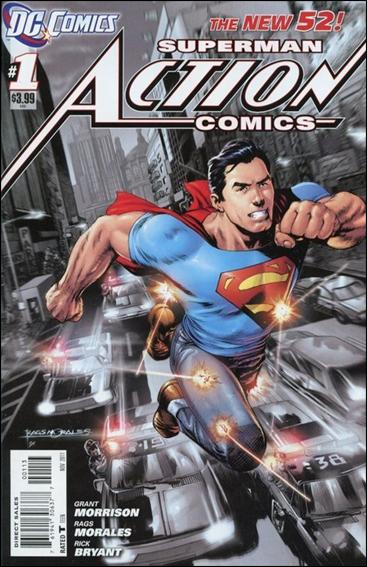 Action Comics (2011) 1-E by DC