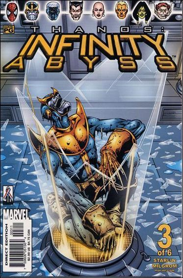 Infinity Abyss 3-A by Marvel