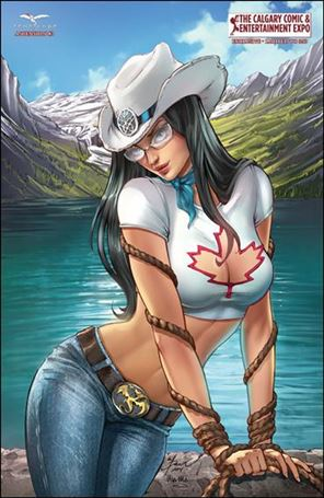 Grimm Fairy Tales Presents Ascension 3-D