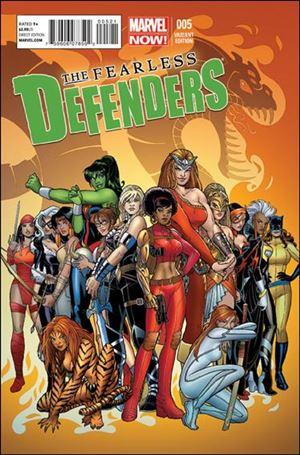 Fearless Defenders 5-C