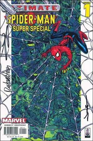 Ultimate Spider-Man: Super Special 1-C