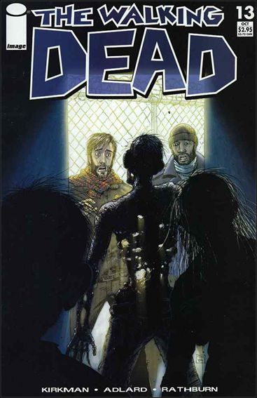 Walking Dead (2003) 13-A by Image