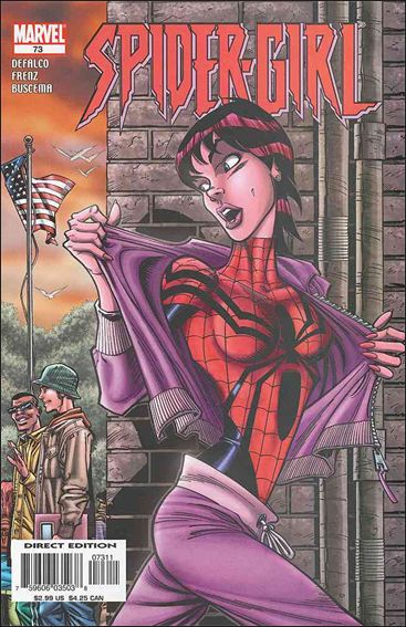 Spider-Girl (1998) 73-A by Marvel