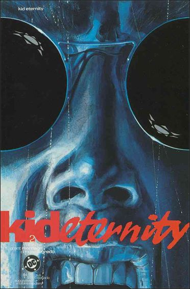 Kid Eternity (1991) 2-A by DC