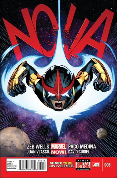 Nova (2013) 6-A by Marvel
