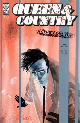 Queen & Country: Declassified (2002) 2-A by Oni Press
