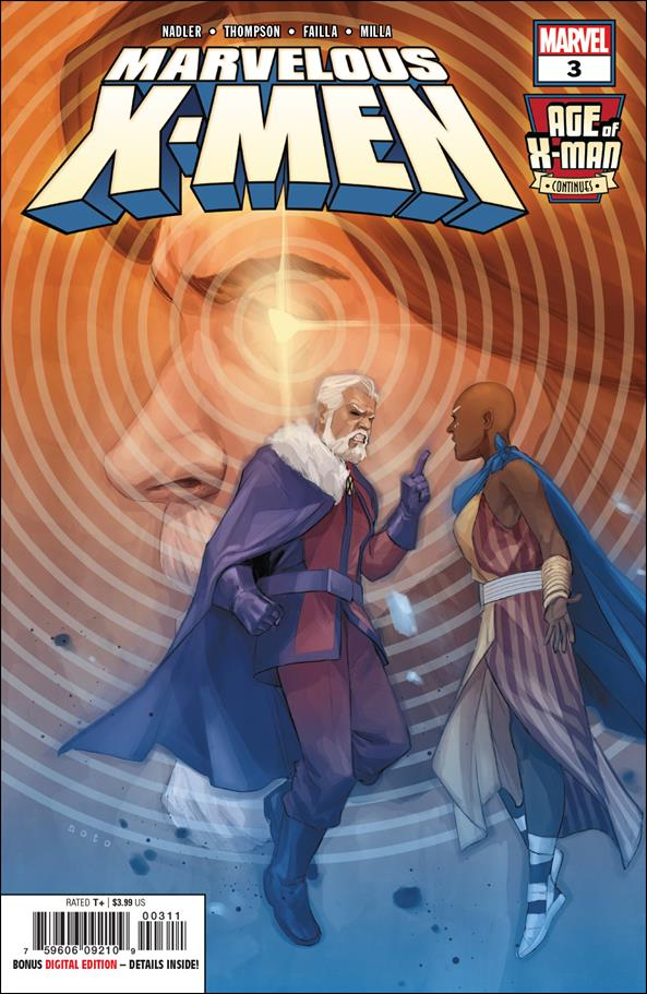 Age of X-Man: Marvelous X-Men 3-A by Marvel