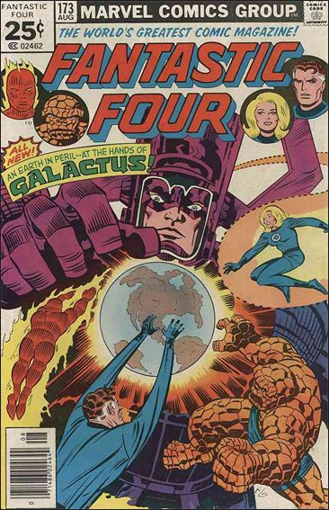 Fantastic Four (1961) 173-A by Marvel