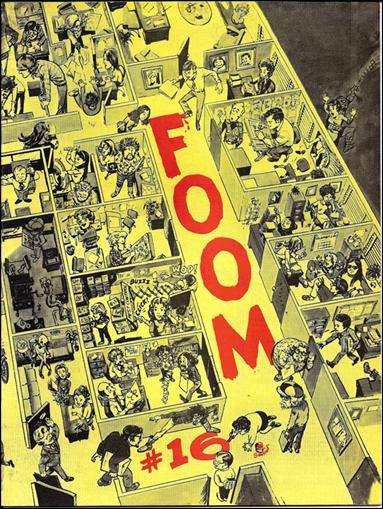 FOOM Magazine 16-A by Marvel