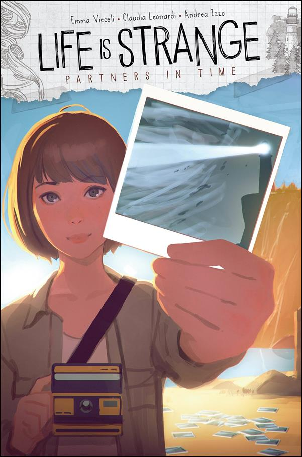 Life is Strange: Partners in Time 1-A by Titan
