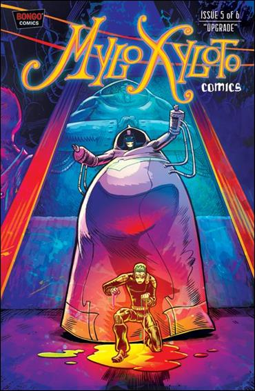 Mylo Xyloto Comics 5-A by Bongo