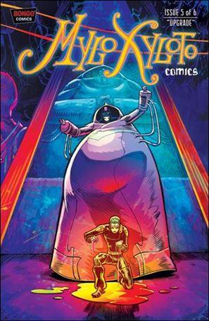 Mylo Xyloto Comics 5-A