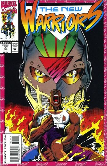 New Warriors (1990) 37-A by Marvel