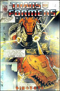 Transformers: Best of UK - Dinobots 2-C by IDW