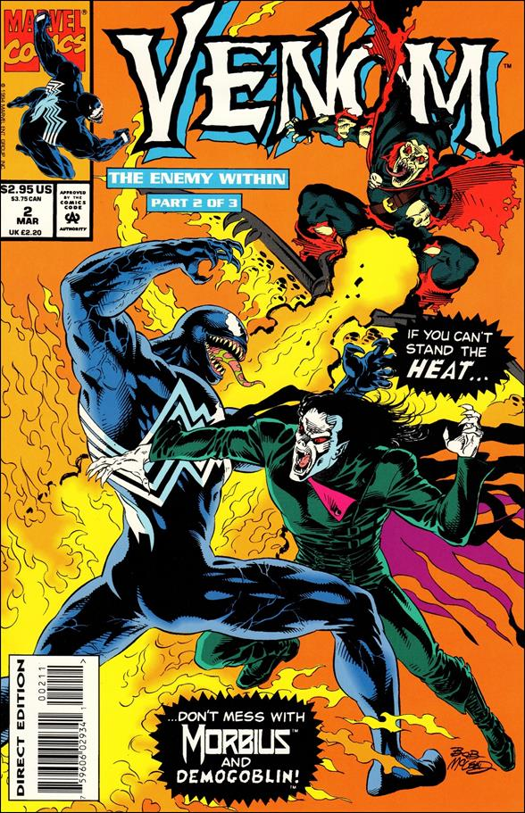 Venom: The Enemy Within 2-A by Marvel