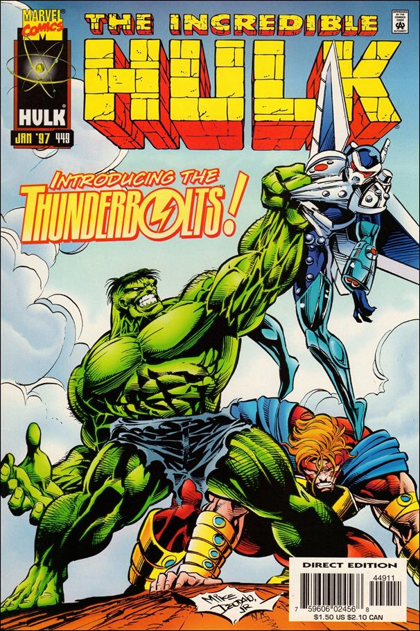 Incredible Hulk (1968) 449-A by Marvel