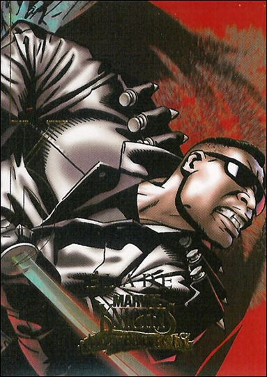 2008 Marvel Masterpieces: Series 3 (Marvel Knights Subset) MK1-A by Fleer