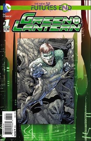 Green Lantern: Futures End 1-B