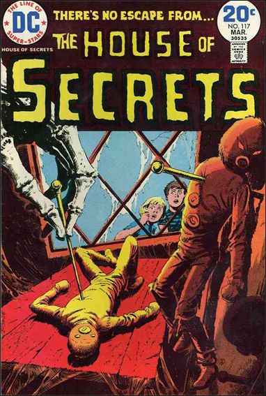 House of Secrets (1956) 117-A by DC
