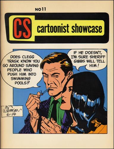 CS-Cartoonist Showcase 11-A by Edwin Aprill