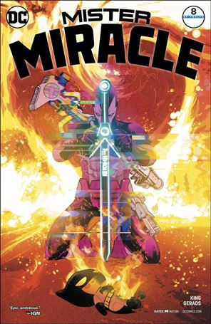 Mister Miracle (2017) 8-B