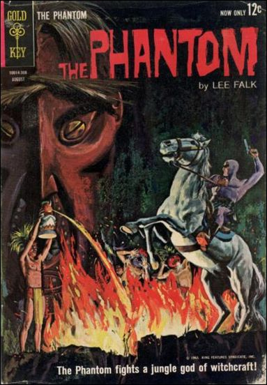 Phantom (1962) 4-A by Gold Key