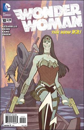 Wonder Woman (2011) 10-A