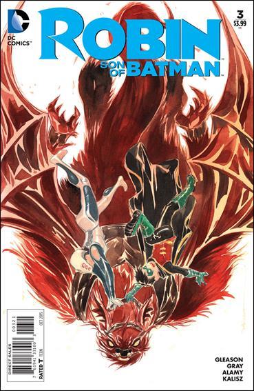 Robin: Son of Batman 3-B by DC