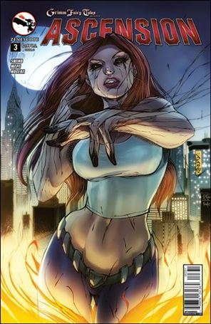 Grimm Fairy Tales Presents Ascension 3-C