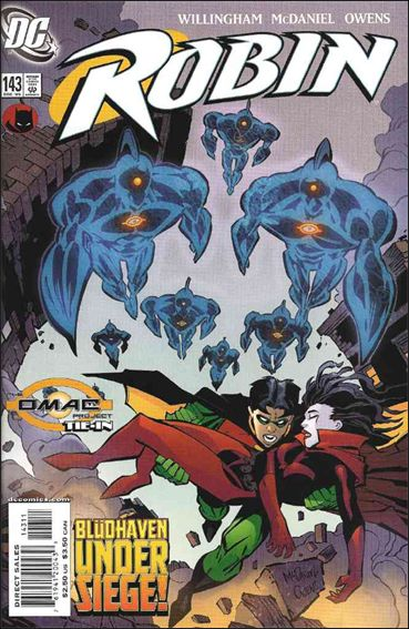 Robin (1993) 143-A by DC