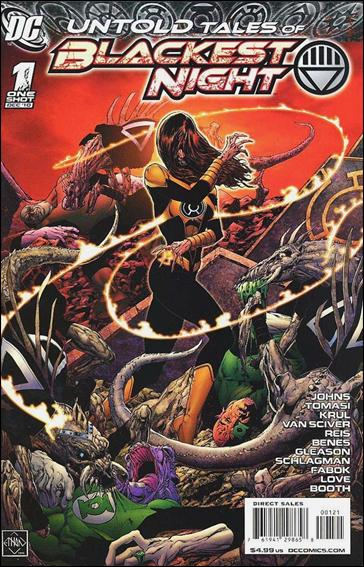 Untold Tales of Blackest Night 1-B by DC