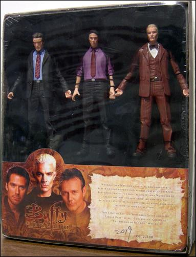 Buffy the Vampire Slayer (Series 8) Watcher's Box Set 1/2500 by Diamond Select