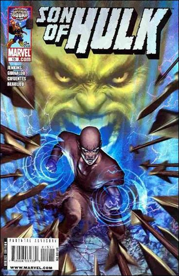 Son of Hulk 15-A by Marvel