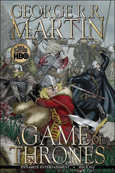 George R.R. Martin's A Game of Thrones 10-A by Dynamite Entertainment