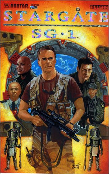 Stargate SG-1 Convention Special 1-F by Avatar Press