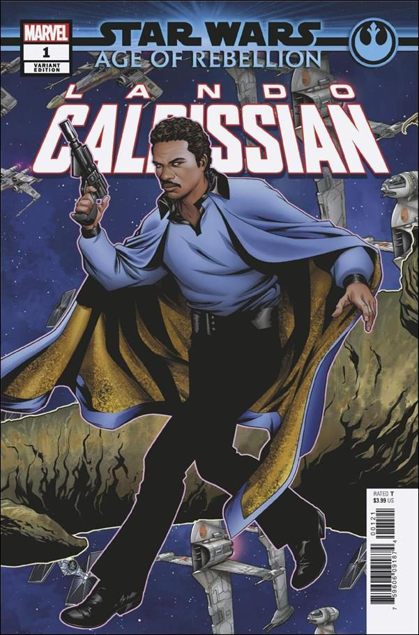 Star Wars: Age of Rebellion - Lando Calrissian 1-C by Marvel
