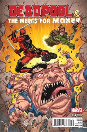 Deadpool & The Mercs for Money 4-B