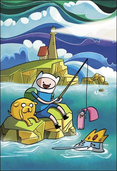 Adventure Time 4-E by Kaboom!