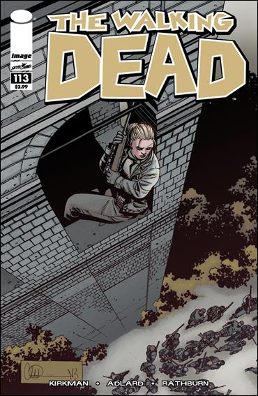 Walking Dead (2003) 113-A by Image