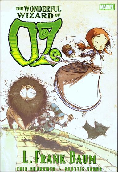 Oz: The Wonderful Wizard of Oz 1-C by Marvel