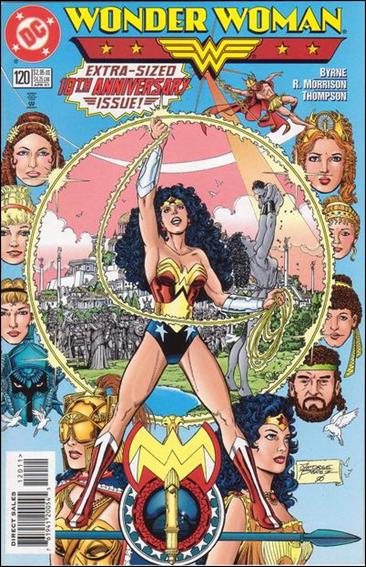 Wonder Woman (1987) 120-A by DC