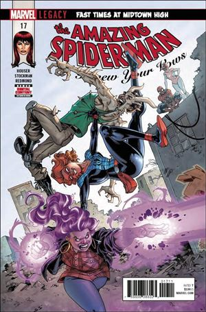 Amazing Spider-Man: Renew Your Vows (2017) 17-A
