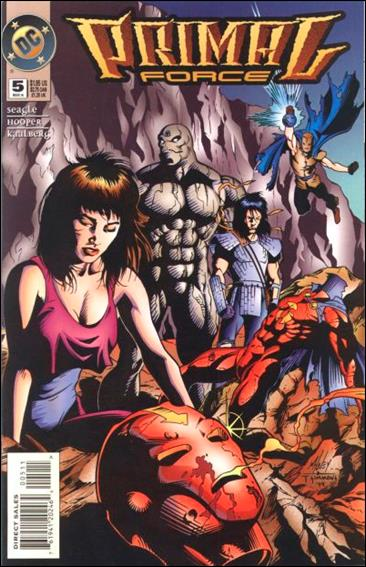 Primal Force 5-A by DC
