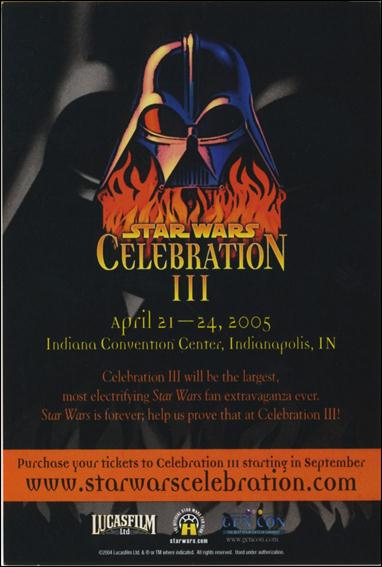 Star Wars Celebration III / GenCon (Promo) nn1-A by Lucasfilm Ltd.